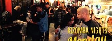 Free Kizomba Monday Afro-Latin Social @ El Big Bad 08/19