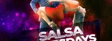 Thursday Salsa Lessons Level 1 & 2 with Javier & Katya