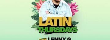 All-New Latin Thursday with Mega 96.3 DJ Lenny G