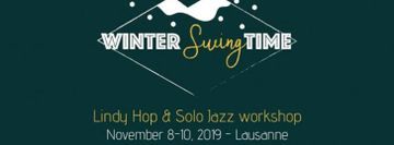 Winter Swingtime 2019 - Lindy hop & solo jazz workshop