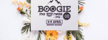 Boogie Madness 10 Spring edition