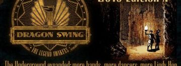 Dragon Swing 2019: The Legend Awakens