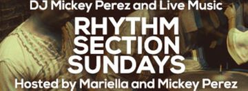 Rhythm Section Sundays with Salsondria