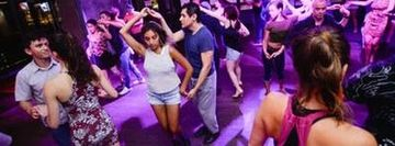 Sabor Latino Salsa Dance Wednesday @Tavern In the Square