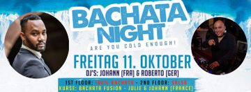 Bachata & Salsa Night Fridays at Tanzschule