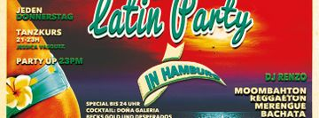 Best Latin Party by Galeria Del Latino
