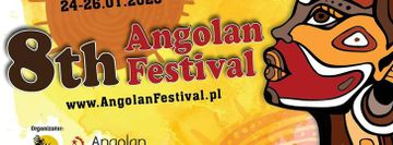 8th Angolan Festival Cracow