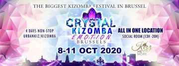 Crystal Kizomba Emotion – 2nd Edition
