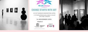 Change Starts with Art