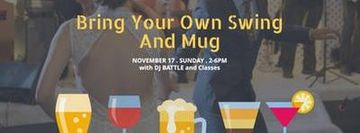 Bring Your Own Swing And Mug Party !