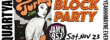 R&B Block Party: Jive Turkey Jam