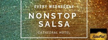 Nonstop Salsa Wednesdays