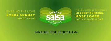 Sunday Salsa Seduction at Jade Buddha