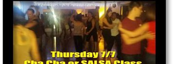 LatinLovers Every Thursday!