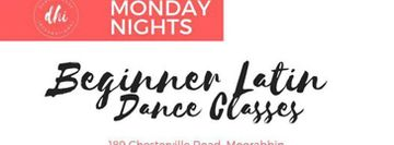 Beginner Latin Dance Classes