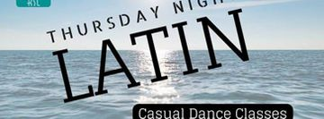 Thursday Latin Dance Classes