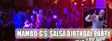 Mambo-G's SALSA Party