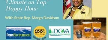 Climate on Tap Happy Hour with Rep. Margo Davidson