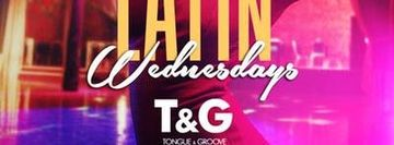 Latin Wednesdays at Tongue and Groove