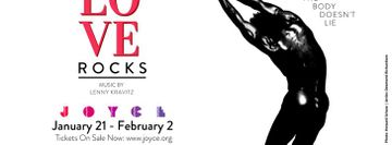 Complexions NYC Presents: Love Rocks with music by Lenny Kravitz