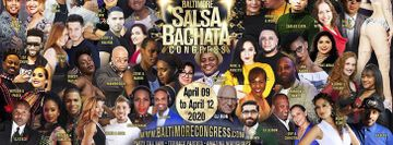 2020 Baltimore Salsa Bachata Congress 10th Anniversary