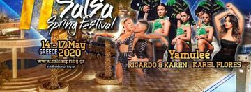 11th Salsa Spring Festival 2020, Greece