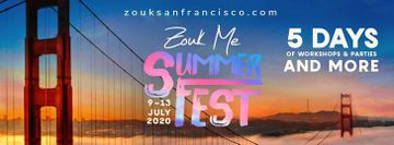5th Annual Zouk Me SF - 2020
