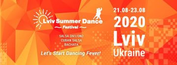 Lviv Summer Dance Festival 2020 - official event