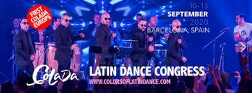 Colada - Latin Dance Congress - Spain 2020
