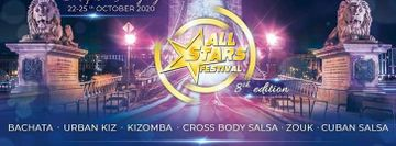 All Stars Festival 2020, Budapest ☆ 8th edition ☆ 22-25 Oct 2020