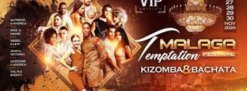 Malaga Temptation 2020 vip edition (official event )