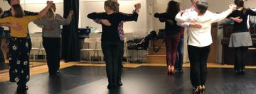 Intermediate Latin Dance Classes @ Vibrant Studios