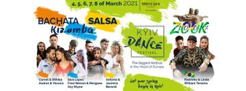 KYIV DANCE FESTIVAL 2021 -100% take place