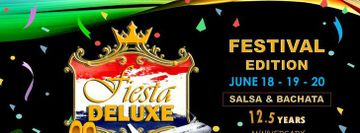 Fiesta Deluxe - Festival Edition 18-19-20 JUNE 2021