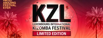 Official - LIMITED EDITION of Luxembourg International Kizomba Festival