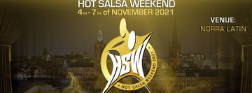 Hot Salsa Weekend 2021, 4-7 November!